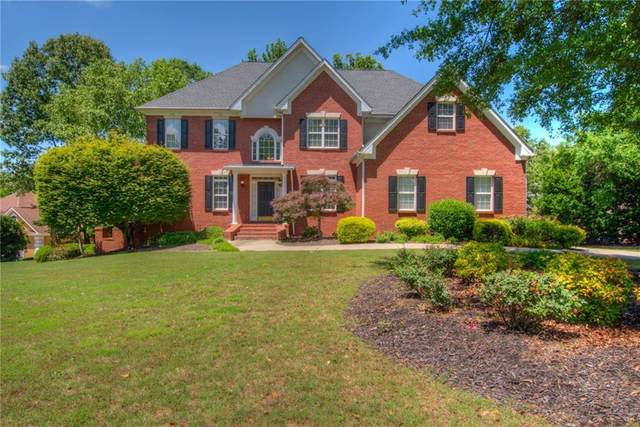 701 Summerbrooke Court, Mcdonough, GA 30253 (MLS #6728204) :: The Hinsons - Mike Hinson & Harriet Hinson