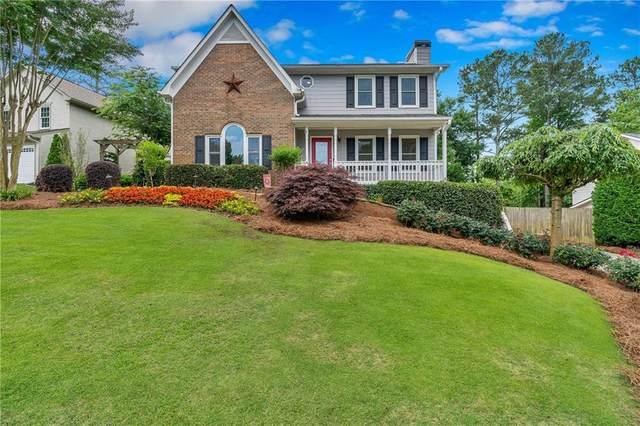 681 Simmons Mine Circle, Sugar Hill, GA 30518 (MLS #6728262) :: Charlie Ballard Real Estate