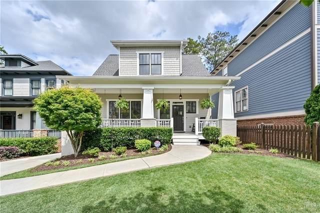 3221 Cates Avenue NE, Brookhaven, GA 30319 (MLS #6728266) :: Charlie Ballard Real Estate