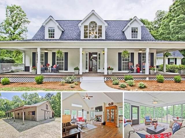 3955 Hiram Lithia Springs Road, Powder Springs, GA 30127 (MLS #6728487) :: Kennesaw Life Real Estate