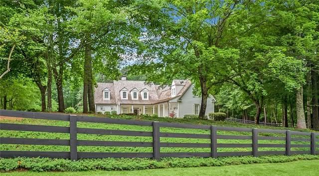 1990 Long Hollow Lane, Milton, GA 30004 (MLS #6729149) :: AlpharettaZen Expert Home Advisors