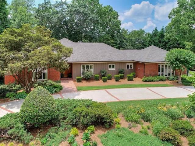 420 Overview Drive, Sandy Springs, GA 30327 (MLS #6729190) :: North Atlanta Home Team
