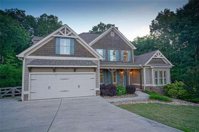 410 Dawson Manor Drive, Dawsonville, GA 30534 (MLS #6729209) :: The Hinsons - Mike Hinson & Harriet Hinson