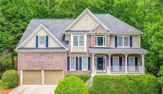 311 Forkwood Trail, Woodstock, GA 30189 (MLS #6729229) :: Kennesaw Life Real Estate