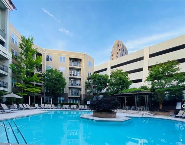 390 17th Street NW #4065, Atlanta, GA 30363 (MLS #6729242) :: Good Living Real Estate