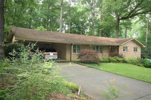 2423 Woodleaf Lane, Decatur, GA 30033 (MLS #6729274) :: The Zac Team @ RE/MAX Metro Atlanta