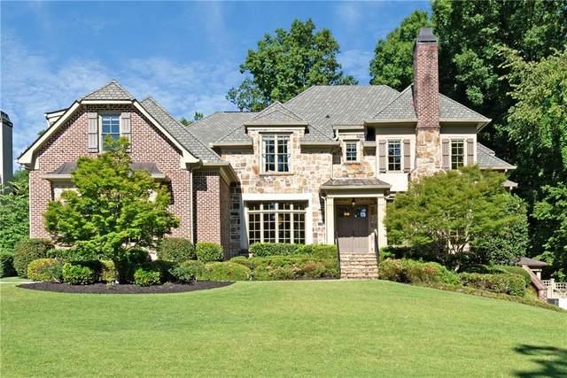 3150 Lanier Drive NE, Brookhaven, GA 30319 (MLS #6729444) :: Path & Post Real Estate