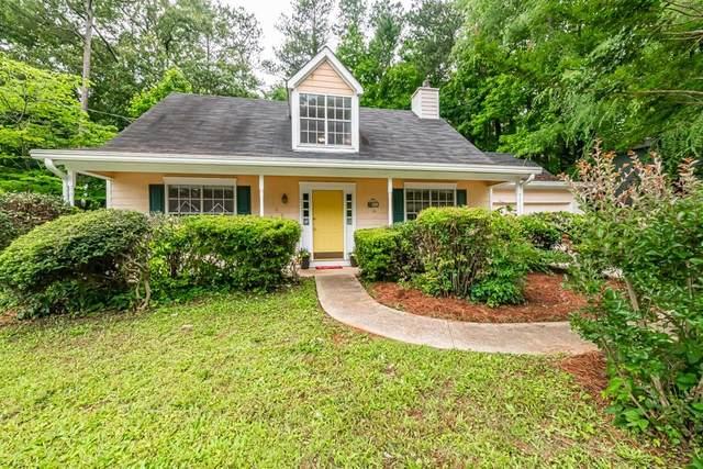 1657 Ivy Glenn Road, Decatur, GA 30032 (MLS #6729489) :: North Atlanta Home Team