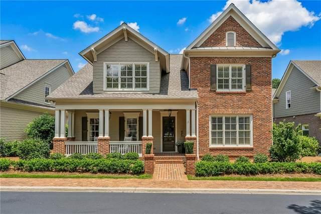 120 Sweetbay Circle, Alpharetta, GA 30022 (MLS #6729788) :: Charlie Ballard Real Estate
