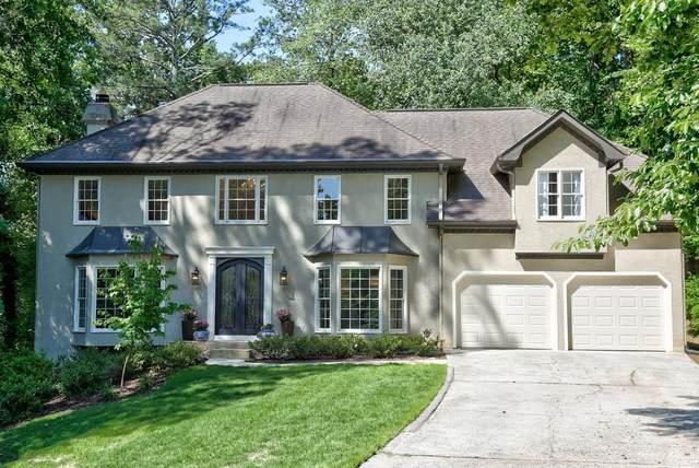 3910 Glenraven Court NE, Roswell, GA 30075 (MLS #6729926) :: The Butler/Swayne Team