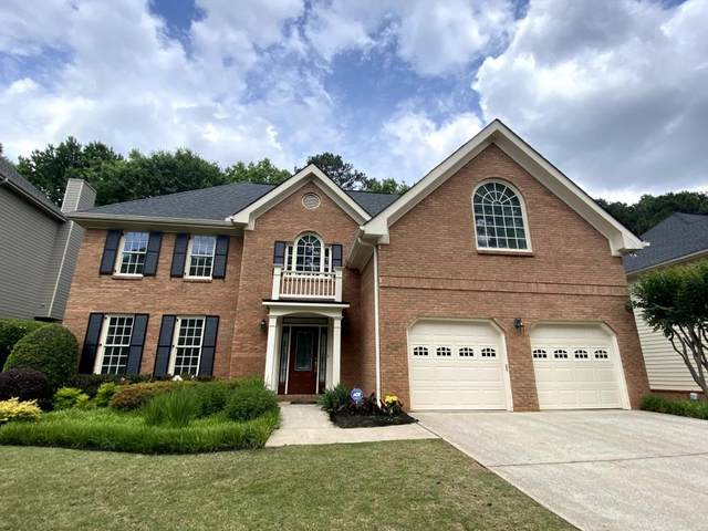 10840 S Kimball Bridge Crossing, Alpharetta, GA 30022 (MLS #6730099) :: RE/MAX Prestige
