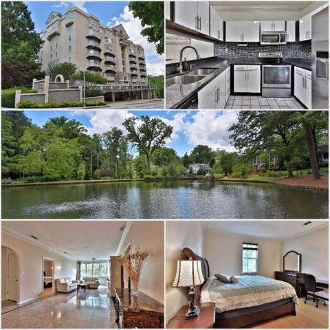 2499 Peachtree Road NE #402, Atlanta, GA 30305 (MLS #6730314) :: Tonda Booker Real Estate Sales