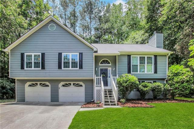 974 Trestle Drive, Austell, GA 30106 (MLS #6730367) :: Kennesaw Life Real Estate