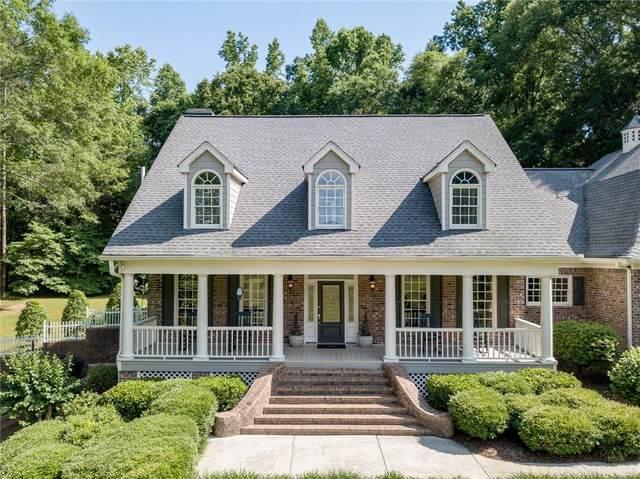 473 P J Roberts Road, Jefferson, GA 30549 (MLS #6730518) :: North Atlanta Home Team