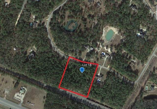 0 Oak Island Estates Road, Jesup, GA 31545 (MLS #6730666) :: Good Living Real Estate