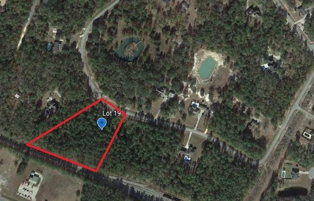 0 Oak Island Estates Road, Jesup, GA 31545 (MLS #6730668) :: Good Living Real Estate