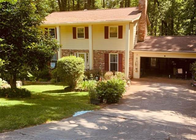 1675 Bainbridge Way, Roswell, GA 30076 (MLS #6730705) :: Kennesaw Life Real Estate