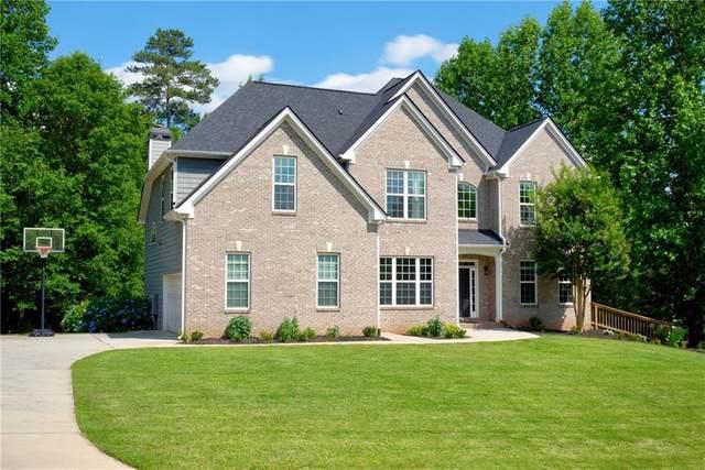 245 Prestwick Drive, Hoschton, GA 30548 (MLS #6730732) :: North Atlanta Home Team