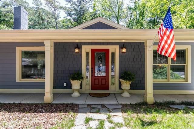 4732 Hillside Drive, Acworth, GA 30101 (MLS #6730858) :: North Atlanta Home Team