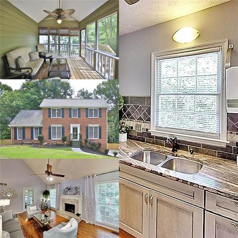 985 W Mill Bend NW, Kennesaw, GA 30152 (MLS #6730926) :: Path & Post Real Estate