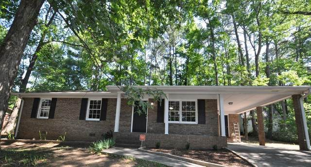 232 Doster Drive, Winder, GA 30680 (MLS #6730936) :: The Heyl Group at Keller Williams