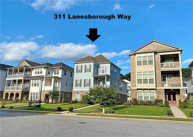 311 Lanesborough Way, Peachtree City, GA 30269 (MLS #6731058) :: North Atlanta Home Team