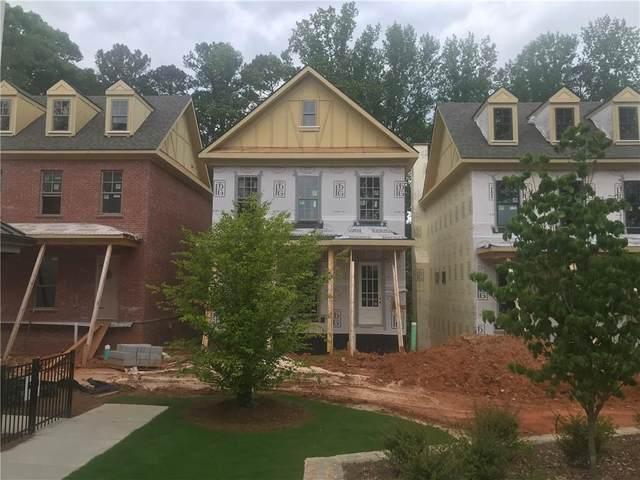 140 Cricket Lane, Alpharetta, GA 30009 (MLS #6731264) :: North Atlanta Home Team