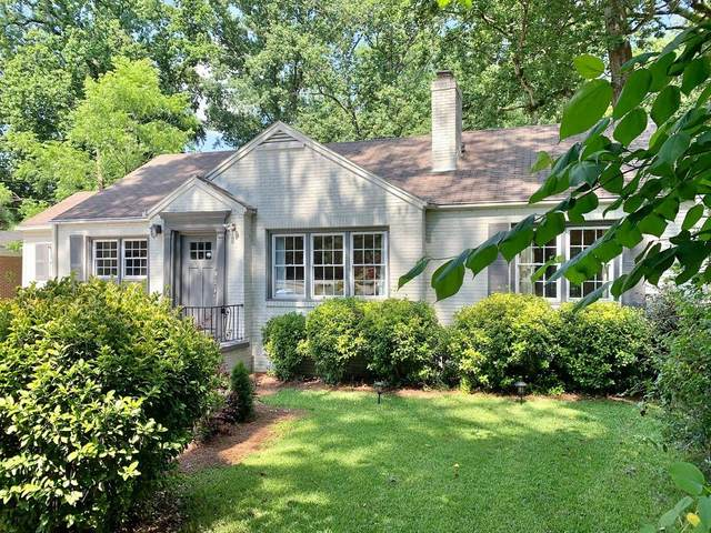 2266 Briarcliff Road NE, Brookhaven, GA 30329 (MLS #6731313) :: North Atlanta Home Team