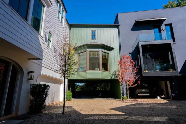 246 Colebrook Street #7, Atlanta, GA 30307 (MLS #6731571) :: KELLY+CO