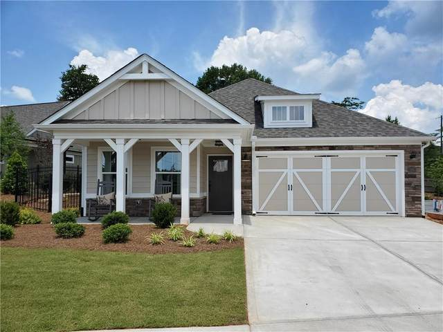 137 Westbrook Crossing, Acworth, GA 30102 (MLS #6731733) :: The Heyl Group at Keller Williams