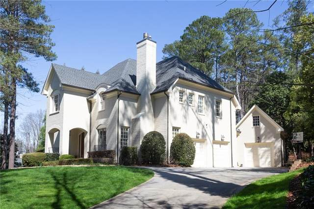 4371 Skyland Drive NE, Atlanta, GA 30342 (MLS #6732041) :: The Hinsons - Mike Hinson & Harriet Hinson
