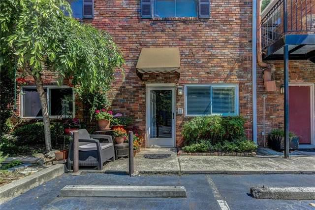 343 8th Street NE T1, Atlanta, GA 30309 (MLS #6732061) :: Charlie Ballard Real Estate