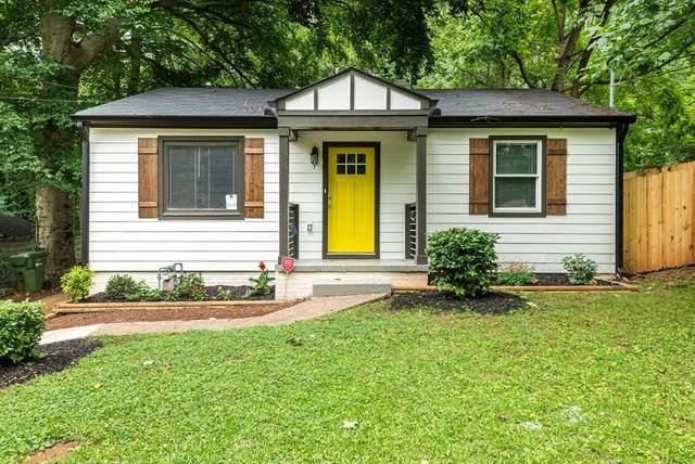 1286 Elizabeth Avenue SW, Atlanta, GA 30310 (MLS #6732478) :: North Atlanta Home Team