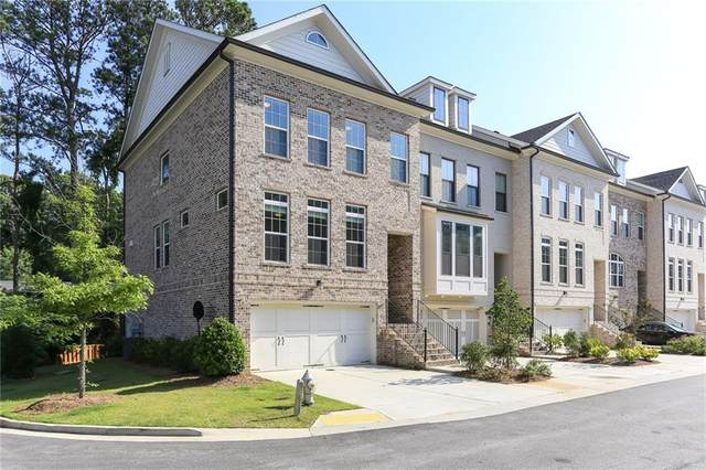 1714 Kenstone Walk, Dunwoody, GA 30338 (MLS #6732480) :: Kennesaw Life Real Estate