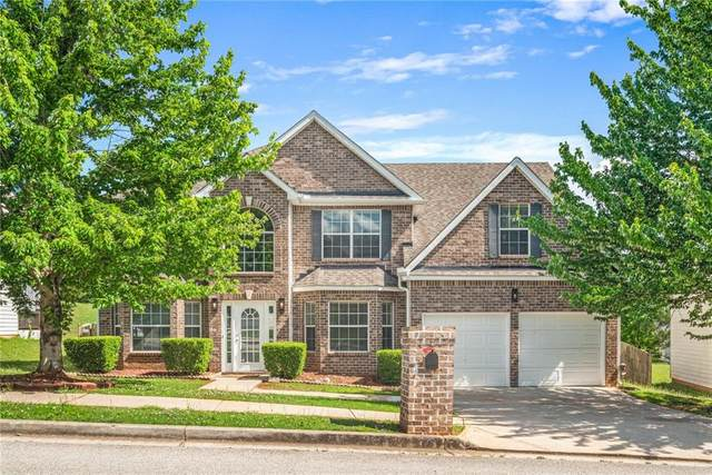 3701 Fremont Drive, Ellenwood, GA 30294 (MLS #6732617) :: North Atlanta Home Team