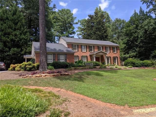 106 SE Pheasant Drive SE, Marietta, GA 30067 (MLS #6732794) :: North Atlanta Home Team