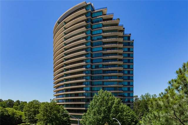 700 Park Regency Place NE #1902, Atlanta, GA 30326 (MLS #6732825) :: The Zac Team @ RE/MAX Metro Atlanta