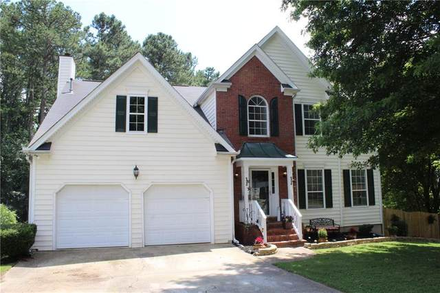 2483 Insdale Trace, Acworth, GA 30101 (MLS #6732857) :: The Heyl Group at Keller Williams