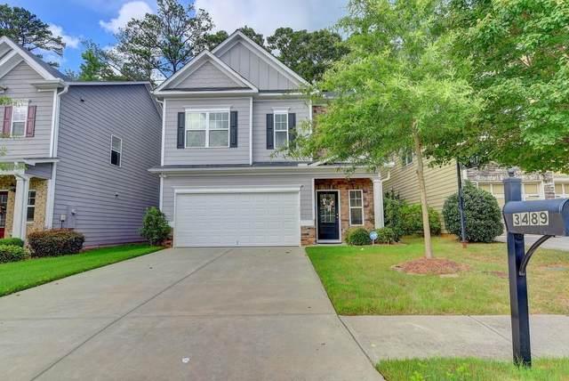 3489 Woodward Down Trail, Buford, GA 30519 (MLS #6732866) :: Kennesaw Life Real Estate