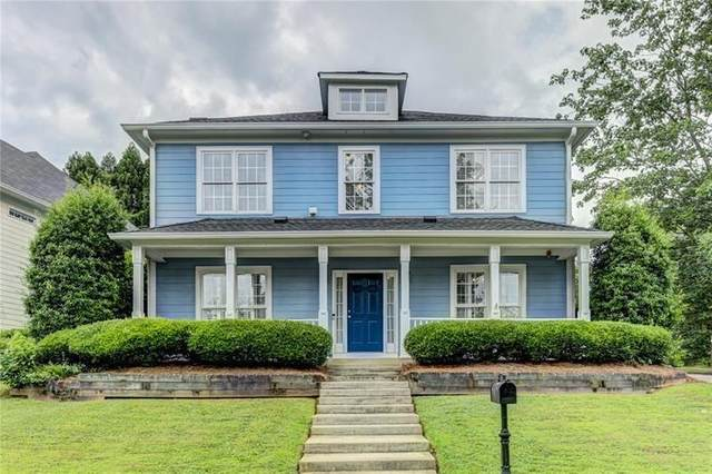1 Renfroe Court, Decatur, GA 30030 (MLS #6733005) :: The Zac Team @ RE/MAX Metro Atlanta