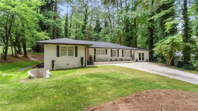 1955 Childress Drive SW, Atlanta, GA 30311 (MLS #6733145) :: Charlie Ballard Real Estate