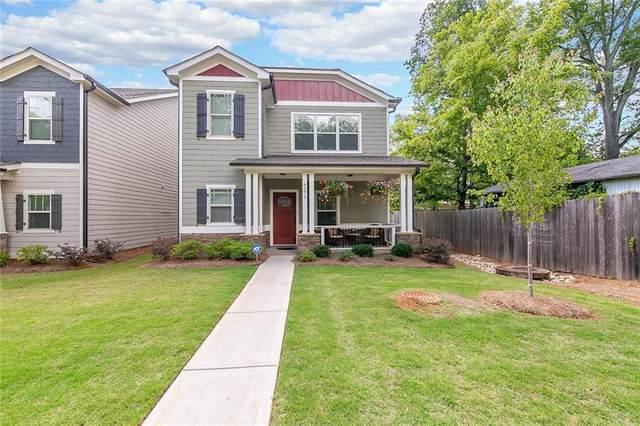 4571 Academy Street, Acworth, GA 30101 (MLS #6733187) :: Kennesaw Life Real Estate