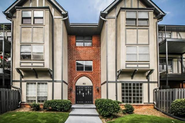 6851 Roswell Road E-1, Sandy Springs, GA 30328 (MLS #6733221) :: Path & Post Real Estate