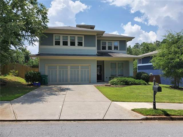 2324 SE Bouldercliff Way SE, Atlanta, GA 30316 (MLS #6733266) :: The Zac Team @ RE/MAX Metro Atlanta