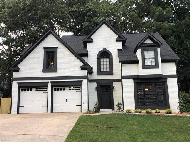 714 Ivory Trail, Woodstock, GA 30188 (MLS #6733381) :: The Realty Queen & Team