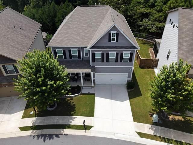 618 Georgia Way, Woodstock, GA 30188 (MLS #6733949) :: North Atlanta Home Team