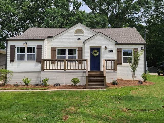 1724 Clifton Way SE, Atlanta, GA 30316 (MLS #6734107) :: North Atlanta Home Team