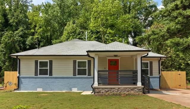 2111 Blayton Lane SE, Atlanta, GA 30315 (MLS #6734191) :: North Atlanta Home Team
