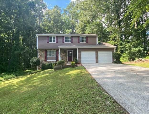 2121 Kemp Road, Marietta, GA 30066 (MLS #6734220) :: North Atlanta Home Team