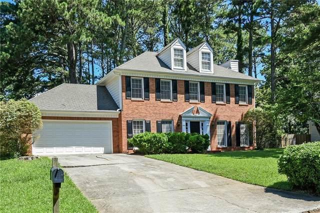 1371 Middleburg Hunt, Lawrenceville, GA 30043 (MLS #6734443) :: North Atlanta Home Team